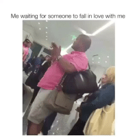 waiting to fall in love