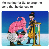 Instagram, Meme, and Memes: Me waiting for Uzi to drop the  song that he danced to  @savagedemiks @emotionsquote.s is the best 18+ meme page on Instagram 🍓💦👅