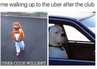 Memes, Bristol, and Manchester: me walking up to the uber after the club  UBER CODE: WILLENT 😂😂🚕🚕🚕🚕 Save yourself a £15 journey by signing up to uber using the code *WILLENT* 👈 -👉THE LINK IS IN THE BIO👈❗ GET HOME FOR FREE ON ME! 😎 READINFO 👇 1. DOWNLOAD THE UBER APP FROM THE STORE 2. CREATE AN ACCOUNT WITH UBER 3. ENTER PROMO CODE *WILLENT* 4. ENJOY YOUR £15 FREE UBER RIDE! PROVIDING A WORLDWIDE SERVICE 🌍🌍 🚕🚕🚕🚕🚕🚕🚕🚕🚕🚕🚕🚕 PROMOCODE: *WILLENT* (CLICK THE LINK IN THE BIO TO GET STARTED) - ➡️MAKE SURE YOU USE YOUR CODE BEFORE EXPIRATION DATE ⬅️😎 - UK London Birmingham Liverpool Carnival Leeds Southampton Portsmouth Uber Belfast Bristol Dublin Nottinghill NottinghillCarnival Leicester Nottingham Manchester Merseyside Newcastle Cab FreeRide Weekend UK 2016 Summer UberCodes UberEverywhere