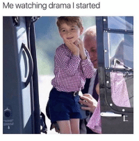 Sorry, Girl Memes, and Drama: Me watching drama l started Sorry not sorry