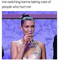 Bruh, Ctfu, and Facts: me watching karma taking care of  people who hurt me 👍Go follow ➡@quotekillahs For the most viral memes on social media ✔check out @quotekillahs Dm us on how to reach over 1 Million💪ACTIVE followers for your promotion and marketing needs. Our advertising network consist of ♻@quotekillahs 💯@terryderon 👊@realmanspov 👌@royaltyispower 🤣@vicious.princess_ 👑@ogboombostic_ @just2vicious😍🙏@boutmyblessings qk4life quotekillahs pettylife toofunny funnymemes pettyshit pettyaf petty dead funnyshit funnyaf imdead bruh realtalk lol facts savage nolie hilarious whodidthis nochill ctfu foh welp funnyasfuck whatthefuck pettypost imweak lmao kmsl