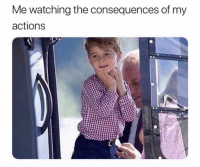 Twitter, Grindr, and Did: Me watching the consequences of my  actions Did I do that?! 😙 (twitter   MichaelJTiberi)