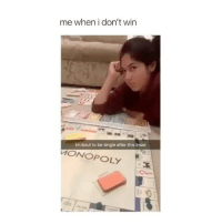 Memes, Monopoly, and Twitter: me when i don't win  Im bout to be single after this Imao  MONOPOLY That laugh kills me 😂 Credit: Mvuro77 - twitter