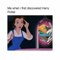 True true true. I turned @fictionandmore into a book blog, make sure you check it out🙂 Tag a Friend!: Me when i first discovered Harry  Potter True true true. I turned @fictionandmore into a book blog, make sure you check it out🙂 Tag a Friend!