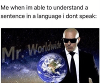 DALÉ !! drop a sentence in a different language below so I can use google translate to entertain myself: Me when im able to understand a  sentence in a language i dont speak DALÉ !! drop a sentence in a different language below so I can use google translate to entertain myself