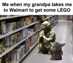 https://t.co/hsEUxOesbE: Me when my grandpa takes me  to Walmart to get some LEGO  OFACT00Y https://t.co/hsEUxOesbE