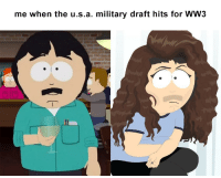 """<p>WW3 draft memes bubble will burst soon! Get in now before it&rsquo;s too late! via /r/MemeEconomy <a href=""""http://ift.tt/2uFxgDj"""">http://ift.tt/2uFxgDj</a></p>: me when the u.s.a. military draft hits for WW3 <p>WW3 draft memes bubble will burst soon! Get in now before it&rsquo;s too late! via /r/MemeEconomy <a href=""""http://ift.tt/2uFxgDj"""">http://ift.tt/2uFxgDj</a></p>"""