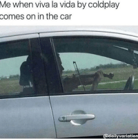😂😂😂 Follow @dailyvariation - - - - - 420 memesdaily Relatable dank MarchMadness HoodJokes Hilarious Comedy HoodHumor ZeroChill Jokes Funny KanyeWest KimKardashian litasf KylieJenner JustinBieber Squad Crazy Omg Accurate Kardashians Epic bieber Weed TagSomeone hiphop trump rap drake: Me when viva la vida by coldplay  comes on in the car  @daily variation 😂😂😂 Follow @dailyvariation - - - - - 420 memesdaily Relatable dank MarchMadness HoodJokes Hilarious Comedy HoodHumor ZeroChill Jokes Funny KanyeWest KimKardashian litasf KylieJenner JustinBieber Squad Crazy Omg Accurate Kardashians Epic bieber Weed TagSomeone hiphop trump rap drake