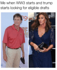 """Dank, Meme, and Http: Me when WW3 starts and trump  starts looking for eligible drafts <p>🅱️uckle up !!! (by BHO-Rosin ) via /r/dank_meme <a href=""""http://ift.tt/2uFovY9"""">http://ift.tt/2uFovY9</a></p>"""