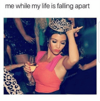 Flips hair all in a days work 😂😂😎 oops itsjustig snapchat sorrynotsorry petty Queen chicksbelike: me while my life is falling apart Flips hair all in a days work 😂😂😎 oops itsjustig snapchat sorrynotsorry petty Queen chicksbelike
