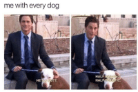 "Anaconda, Good, and Http: me with every dog  HALF AMAING  HALF TERRIFIC  HE'SAMUTT <p>100 percent a good boye via /r/wholesomememes <a href=""http://ift.tt/2i4xHiR"">http://ift.tt/2i4xHiR</a></p>"