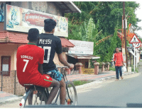 Funny, World Cup, and Home: ME55  RONALDO