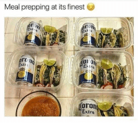 Memes, Yeah, and Hell: Meal prepping at its finest  on  Extr  Extro Oh hell yeah 🔥😜