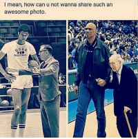 Nba, Respect, and Mean: mean, how can u not wanna share such an  awesome photo. Respect