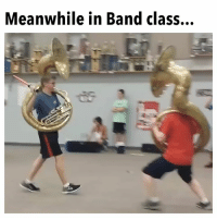 Dank, Star Wars, and Star: Meanwhile in Band class... What happens when the horn section meets Star Wars: