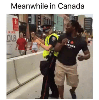 it's not always like that lol: Meanwhile in Canada  OTTAWA it's not always like that lol