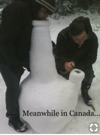 Canada, Today, and Northwest Territories: Meanwhile in Canada.. Today in the Northwest Territories.