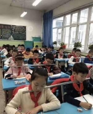 Meanwhile in China - Behold communist China's latest measure to discipline children and prevent myopia: Meanwhile in China - Behold communist China's latest measure to discipline children and prevent myopia