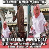 🇺🇸 If you truly care for women's rights start by banning shariah law world wide 👊🏽😎👍🏽 UncleSamsMisguidedChildren 🇺🇸 Check out our store. Link in bio. 🇺🇸 LIKE our Facebook page Fb.Com-UncleSamsMisguidedChildren.Net 🇺🇸 Subscribe to our YouTube Channel youtube.com-channel-UC-5fbO9oT3SKREKe2pBFK8A 🇺🇸 Visit our website for more News and Information. 🇺🇸 www.UncleSamsMisguidedChildren.com 🇺🇸 Tag your Friends and Join our Fam @unclesamsmisguidedchildren Use code USMCNATION10 for 10% off TrumpTrain Murica USMCNation PewPewLife 2A Military MAGA tactical veteran Veterans feminism Gun Ammo USMC 0311 Army Navy K9 Infantry gijane Guns Police donaldtrump oathkeeper Conservative internationalwomensday iwd2017 happyinternationalwomensday IWD.: MEANWHILE IN MOSLEM COUNTRIES  WWW Uncle SamsMisguidedChildren.com  INTERNATIONAL WOMEN'S DAY  If You Truly Care For Women's Rights Start By  Banning Shariah Law World Wide 🇺🇸 If you truly care for women's rights start by banning shariah law world wide 👊🏽😎👍🏽 UncleSamsMisguidedChildren 🇺🇸 Check out our store. Link in bio. 🇺🇸 LIKE our Facebook page Fb.Com-UncleSamsMisguidedChildren.Net 🇺🇸 Subscribe to our YouTube Channel youtube.com-channel-UC-5fbO9oT3SKREKe2pBFK8A 🇺🇸 Visit our website for more News and Information. 🇺🇸 www.UncleSamsMisguidedChildren.com 🇺🇸 Tag your Friends and Join our Fam @unclesamsmisguidedchildren Use code USMCNATION10 for 10% off TrumpTrain Murica USMCNation PewPewLife 2A Military MAGA tactical veteran Veterans feminism Gun Ammo USMC 0311 Army Navy K9 Infantry gijane Guns Police donaldtrump oathkeeper Conservative internationalwomensday iwd2017 happyinternationalwomensday IWD.