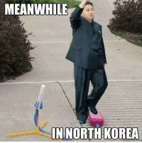 North Korea successfully testing its first hydrogen bomb: MEANWHILE  IN NORTH KOREA North Korea successfully testing its first hydrogen bomb