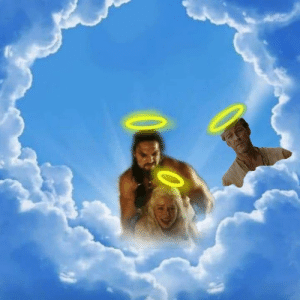 Game of Thrones, Afterlife, and Meanwhile In: Meanwhile, in the afterlife...