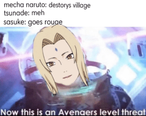 You're Weak Sasuke You Lack Seasoning | Sasuke Meme on ME ME