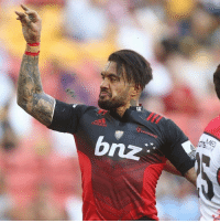 Rugby, Crusades, and Grass: MED  adidas  iuTE  bnz Digby Ioane is Grass Bae rugby brisbane10s crusaders