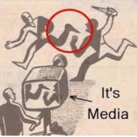 Media Perspective Is Everything They Only Show What They Want You to  Believe | Meme on ME.ME