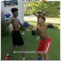 Cats, Memes, and 🤖: MEDIA  @TONYBAKERCOMED Tony Baker as the commentators for the 8th Annual These Cats Can't Box Worth A Damn Off TonyBakerVoiceovers. ChrisWagnerAndBuddyTubbs