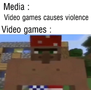 Media Video Games Causes Violence Video Games Violence and Games