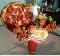 My kind of bloody Mary!: mee My kind of bloody Mary!