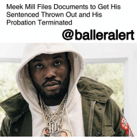 "Jail, Meek Mill, and Memes: Meek Mill Files Documents to Get His  Sentenced Thrown Out and His  Probation Terminated  @balleralert  DREAM  リ Meek Mill Files Documents to Get His Sentenced Thrown Out and His Probation Terminated – blogged by @MsJennyb ⠀⠀⠀⠀⠀⠀⠀ ⠀⠀⠀⠀⠀⠀⠀ Meek Mill is officially fighting against his harsh prison sentence for violating probation. According to TMZ, the rapper is demanding an immediate release from prison, as well as his probation terminated. ⠀⠀⠀⠀⠀⠀⠀ ⠀⠀⠀⠀⠀⠀⠀ The publication reports that Meek filed documents in Pennsylvania on Wednesday, citing the judge's alleged requests. The rapper also argues that the Judge Genece Brinkley has a vendetta against him, adding that the probation violation charges were dropped and that his probation officer requested no jail time. ⠀⠀⠀⠀⠀⠀⠀ ⠀⠀⠀⠀⠀⠀⠀ The rapper is also asking for his probation to be terminated, as he has matured and has ""generally been rehabilitated."""