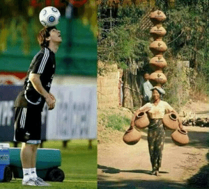 Meet Maasi, India's Messi who scored better than the Argentine footballer in internet during the 2014 FIFA World Cup which was held in Brazil: Meet Maasi, India's Messi who scored better than the Argentine footballer in internet during the 2014 FIFA World Cup which was held in Brazil