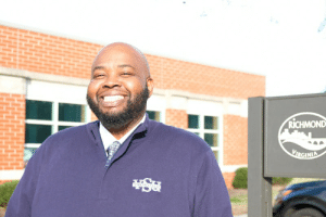 Juvenile, Teacher, and White House: Meet Rodney Robinson, 2019 National Teacher of the Year who teaches at Richmond Juvenile Detention Center. President Trump decided not to attend and present award at White House ceremony and brake with tradition that dates back to President Truman.