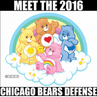 Dallas cutting them up like a knife through butter: MEET THE 2016  CONFIMEMEZ  CHICAGO BEARS DEFENSE Dallas cutting them up like a knife through butter