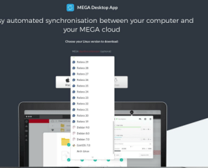 MEGA Desktop App Y Automated Synchronisation Between Your