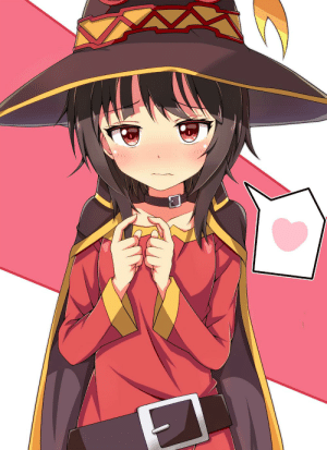 Megumin daily until i get a GF, day 6: Megumin daily until i get a GF, day 6