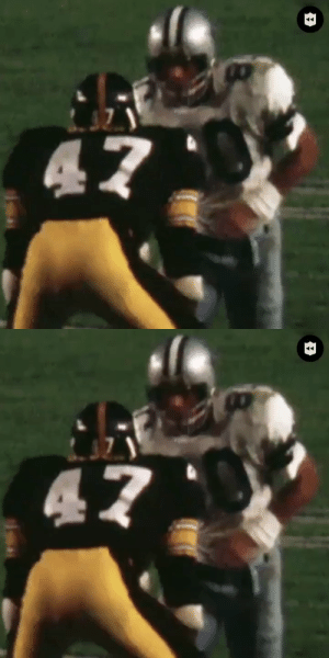 Mel Blount was so good they had to change the rules.  Happy birthday to the legendary @steelers cornerback! 🥳 (via @nflthrowback) https://t.co/f7TPxqzvfj: Mel Blount was so good they had to change the rules.  Happy birthday to the legendary @steelers cornerback! 🥳 (via @nflthrowback) https://t.co/f7TPxqzvfj