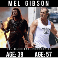 🔥😳MEL GIBSON! Founder 👉: @king_khieu. Consistency is key! Age 39 to age 57. Thoughts? 🤔Opinions? What do you guys think? COMMENT BELOW! Athlete: @melgibson_fanpage. TAG SOMEONE who needs to lift! _________________ Looking for unique gym clothes? Use our 10% discount code: LEGIONS10🔑 on Ape Athletics 🦍 fitness apparel! The link is in our 👆 bio! _________________ Principal 🔥 account: @fitness_legions. Facebook ✅ page: Legions Production. @legions_production🏆🏆🏆 . . . . . . . fitness fitnessmotivation fitnessmodel acting fitnessjourney fitnesslife fitnessblogger fitnessfirst fitnesscoach fitnessphysique fitnesslifestyle act fitlife actorslife actors fitguys fit fitfam fitjourney fitfreak fitstagram fitnessinspiration fitnessgoals fitgoals bodygoals body stronger strong health actor 🔑LINK IN BIO!: MEL GIBSON  SAN DIEG  LEGION S  P R O D U C T I O N  AGE: 39  AGE: 57 🔥😳MEL GIBSON! Founder 👉: @king_khieu. Consistency is key! Age 39 to age 57. Thoughts? 🤔Opinions? What do you guys think? COMMENT BELOW! Athlete: @melgibson_fanpage. TAG SOMEONE who needs to lift! _________________ Looking for unique gym clothes? Use our 10% discount code: LEGIONS10🔑 on Ape Athletics 🦍 fitness apparel! The link is in our 👆 bio! _________________ Principal 🔥 account: @fitness_legions. Facebook ✅ page: Legions Production. @legions_production🏆🏆🏆 . . . . . . . fitness fitnessmotivation fitnessmodel acting fitnessjourney fitnesslife fitnessblogger fitnessfirst fitnesscoach fitnessphysique fitnesslifestyle act fitlife actorslife actors fitguys fit fitfam fitjourney fitfreak fitstagram fitnessinspiration fitnessgoals fitgoals bodygoals body stronger strong health actor 🔑LINK IN BIO!