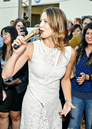 Target, Tumblr, and Blog: melissa-benoist:  melissa benoist attends the srsly superpower hour with buzzfeed and the cw at san diego comic-con, july 22nd