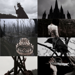 Tumblr, Aesthetic, and Blog: mellow-aesthetics:  Dark Fairytale Aesthetic; requested by anonRequest more here