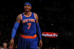 Melo led the league in scoring once & averaged 20+ PTS in his first 14 seasons!   Kareem (17), Karl Malone (17), LeBron (16) & Kobe (15) are the only players with more 20-PT seasons. https://t.co/14ET13avkb: Melo led the league in scoring once & averaged 20+ PTS in his first 14 seasons!   Kareem (17), Karl Malone (17), LeBron (16) & Kobe (15) are the only players with more 20-PT seasons. https://t.co/14ET13avkb