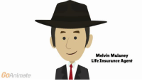 "Life, Tumblr, and Blog: Melvin Mulaney  Life Insurance Agent  GoAnimate <p><a href=""http://life-insurancequote.tumblr.com/post/159131771385/meet-melvin-mulaney-yourlifesolutioncom"" class=""tumblr_blog"">life-insurancequote</a>:</p><blockquote> <p>Meet Melvin Mulaney.</p> <p><b><a href=""http://YourLifeSolution.com"">YourLifeSolution.com</a></b></p> </blockquote>"