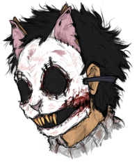 Anime, Target, and Tumblr: melvismd:  Zacharie.You can draw him however you want to and all but I gotta say, seeing everyone draw him as either an anime bishie or shota babu is kind of disappointing after picturing him like this the whole game.