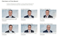 Finance, Pretentious, and Run: Members of the Board  The Board of Management of AUDI AG portraits of Board of Management  members and information about their responsibilities within the Group  Prof. Rupert Stadler  Dr. Bernd Martens  Prof. h. c. Thomas Sigi  Chairman of the Board of Management since 1.1.2007  Member of the Board of Management since 1.1.2003  to the portrait  Board Member for Procurement since 1.9.2012  Board Member for Human Resources and Organization  since 1.10.2010  to the portrait  to the portrait  Axel Strotbek  Dr. Dietmar Voggenreiter  Prof. Dr.-Ing. Hubert Waltl  Board Member for Finance and IT since 1.9.2007  Board Member for Sales and Marketing since 1.11.2015  Board Member for Production and Logistics since 1.4.2014  to the portrait  to the portrait  > to the portrait <p>That moment when you run a pretentious and misleading wage gap ad claiming society doesn&rsquo;t value women enough but your board looks like this.</p>
