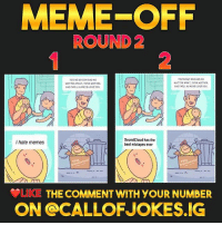 """Drake, Funny, and Lol: MEME-OFF  ROUND 2  2  OURE MY GON AND NO  MATTER WHAT,YOUR MOTHEA  AND IWILL ALWAYSLOVE YOU  OUKE MYBON AND NO  MATTER WHAT TOUR MOTHEA  ANDIWILL ALWAYS LOVE YOU  SoundCloud has the  best mixtapes ever  I hate memes  LIKE THE COMMENT WITH YOUR NUMBER  ON @CALLOFJOKES.IG 🔥ROUND 2 IS LIVE!🔥 ❤️TAP """"LIKE"""" ON THE COMMENT WITH THE NUMBER OF WHICH YOU THINK IS FUNNIEST!❤️ ••••••••••••••••••••••••••••••••• Follow me (@callofjokes.ig) for more hillarious content! ••••••••••••••••••••••••••••••••• ☢️My Steam info: ✏️Username: Gamendyne  Falchion TT 💰Inventory Worth: ~400$ 🥇Current Rank in CSGO: GN1 💎Profile Designers: @idkcsgo and also myself (Yes, I make graphics📍HMU for more info or if you want something made💡) 🕹I play CSGO, Paladins, and Rocket League! 📲Add me if you want to play, trade, etc. I check steam pretty often! 🚦Trade Link: https:-steamcommunity.com-tradeoffer-new-?partner=188350388&token=8k28PeP_ ••••••••••••••••••••••••••••••••• 💎Go check out my partners⤵💎 @thecodgamers @gamingtech.co ••••••••••••••••••••••••••••••••• TAGS: memesftw callofduty games cod funny memes humor jokes csgo game skins steam gaming esports cringe minecraft lol omg dead memesdaily meme dab clinton trump drake memeoff savage weak mrbean"""