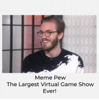 America, Be Like, and Meme: Meme PeW  The Largest Virtual Game Show  Ever!