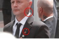 memehumor:  Man with swastika tattoo wears a poppy remembering the fallen against (amongst others)… the Nazi's: memehumor:  Man with swastika tattoo wears a poppy remembering the fallen against (amongst others)… the Nazi's