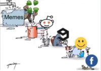 """Memes, Http, and Economics: Memes <p>The difference between trickle-down economics and trickle-down memetics is that this one WORKS via /r/MemeEconomy <a href=""""http://ift.tt/2nsCvDR"""">http://ift.tt/2nsCvDR</a></p>"""