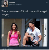 Love when bae's phone dies😫: memes  @HilariousEdited  memes  The Adventures of Sharkboy and Lavagirl  (2005)  1/4/17 1:42 PM Love when bae's phone dies😫